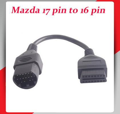 Преходник за Mazda - 17 pin към OBDII F-16 pin
