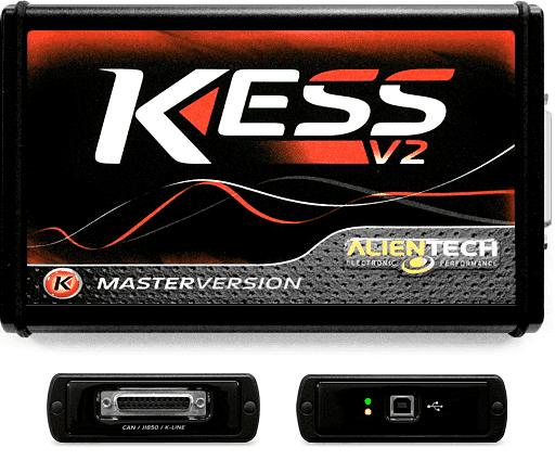 KESS V2 MASTER - OBD програматор