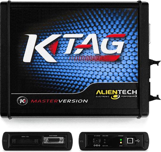 Програматор K-TAG Master