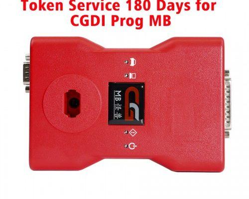6 месечен токен абонамент за CGDI Prog MB Benz