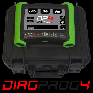 DIAGPROG (DP4), Audi/Seat/Škoda/VW  пакет - Професионален диагностичен скенер за VAG групата