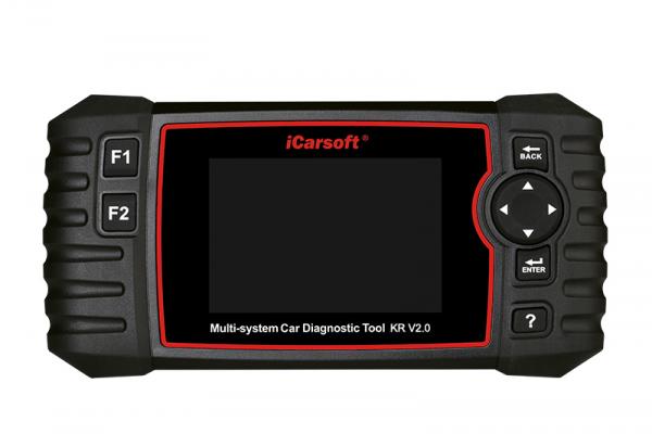 KR V2.0 - Скенер за автодиагностика на Kia/Hyundai/Daewoo, iCarsoft