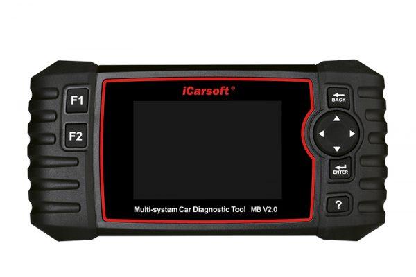 Скенер за диагностика на MERCEDES-BENZ / SMART / SPRINTER - MB 2.0 от iCARSOFT