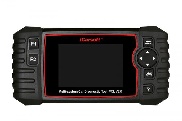 Скенер за автодиагностика iCarsoft VOL V2.0 за Volvo/Saab