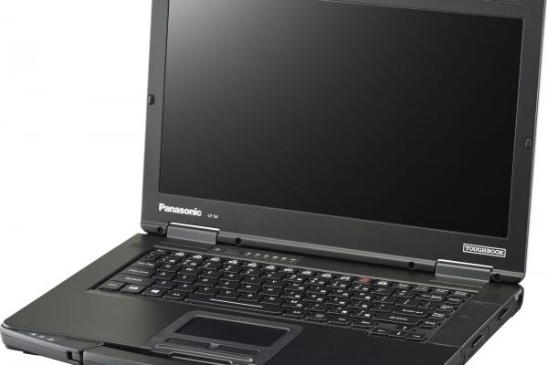 PANASONIC TOUGHBOOK CF-54 Intel Core i5-5300U 2x 2,3GHz, 8GB 512GB SSD W10P64