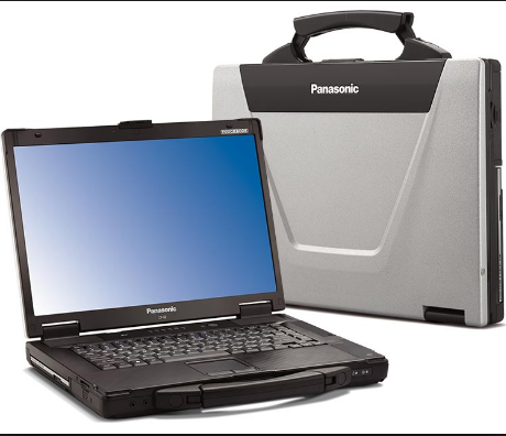 "Core i5 Panasonic Toughbook CF 52 - клас ""Б"""