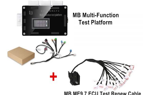 MB тестова платформа с кабел МЕ9.7