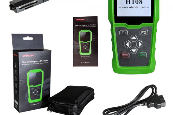 H108 - Програматор за ключове на Peugeot/Citroen/DS, OBDSTAR