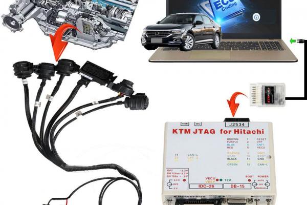 Адаптер за скоростни кутии DQ250 DQ200 VL381 VL300 DQ500 DL501