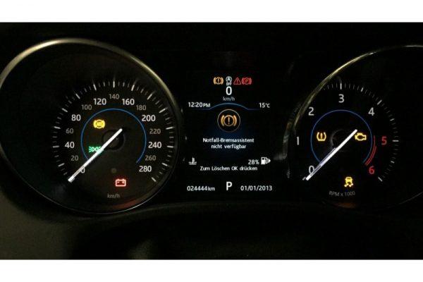 LR0004 Range Rover Sport 2016 KM OBD