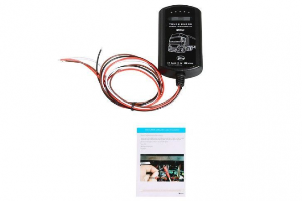 Adblue Emulator Mercedes Benz Euro 6