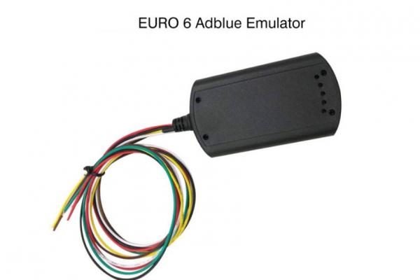 Adblue Emulator Scania Euro 6