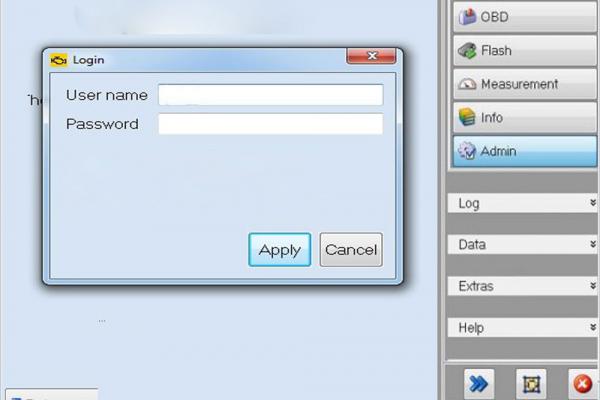 Акаунт за еднократно онлайн кодиране/програмиране за VAS5054/VAS6154