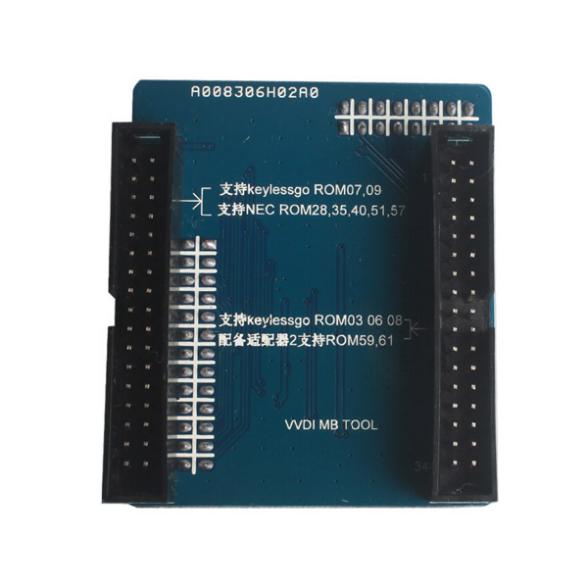 VVDI MB BGA Tool + неограничен брой токени, Xhorse