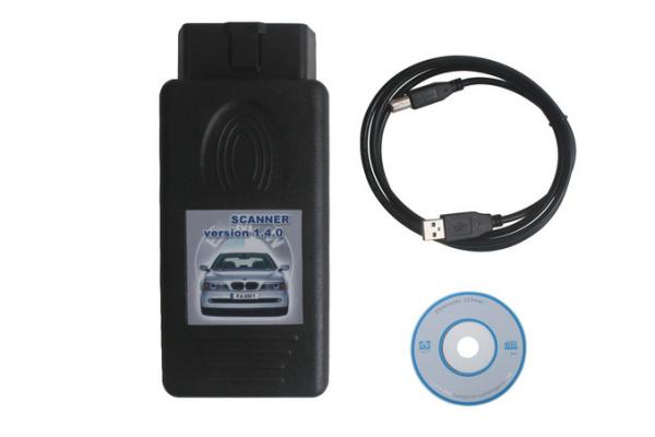 Кабел за диагностика на BMW - BMW Scanner 1.4.0