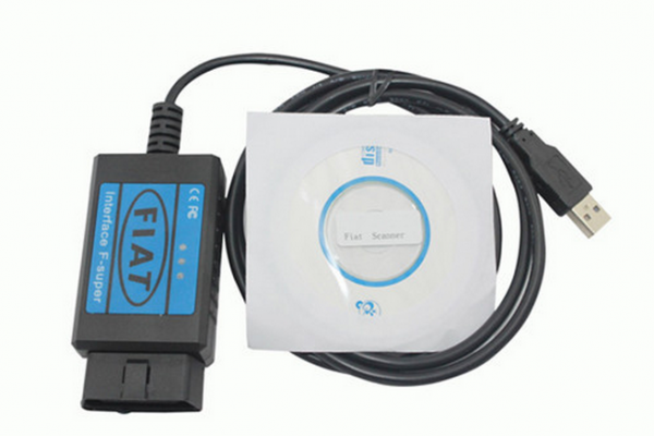 Fiat Scanner - интерфейс за диагностика на Fiat, Lancia и Alfa Romeo