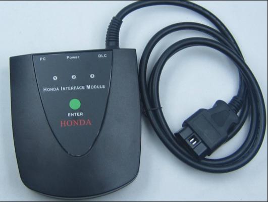 Професионална диагностична система  Honda Interface Module (HIM)