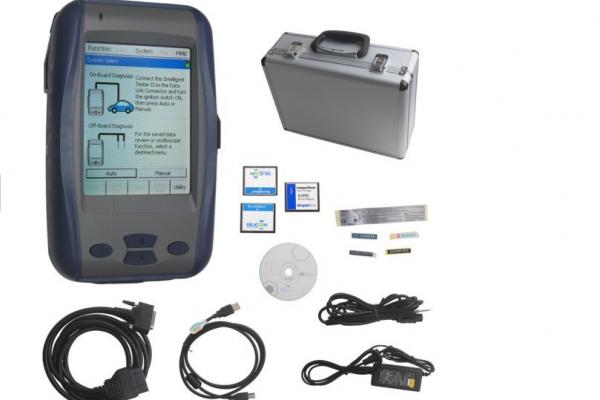 Скенер за диагностика на Тойота - Тoyota Intelligent Tester II